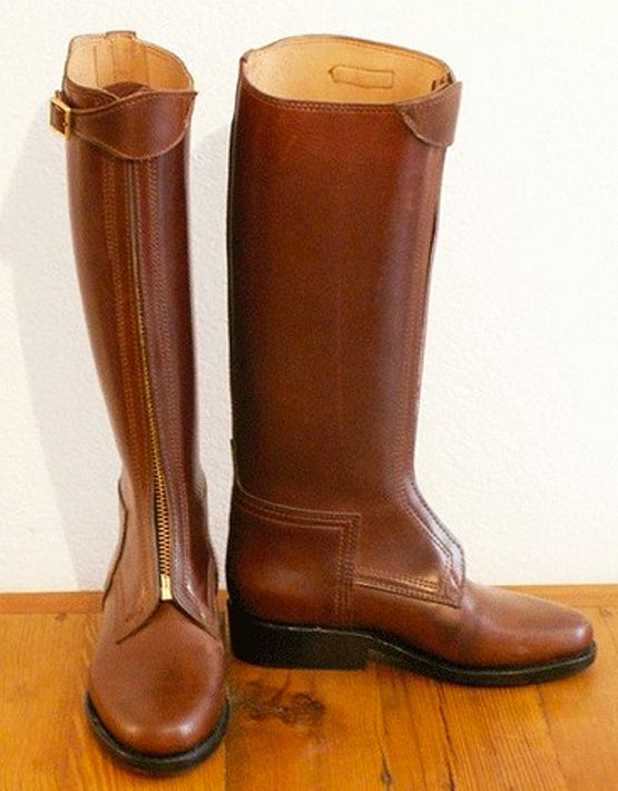 Superior Polo Boots on Sale - Size 37