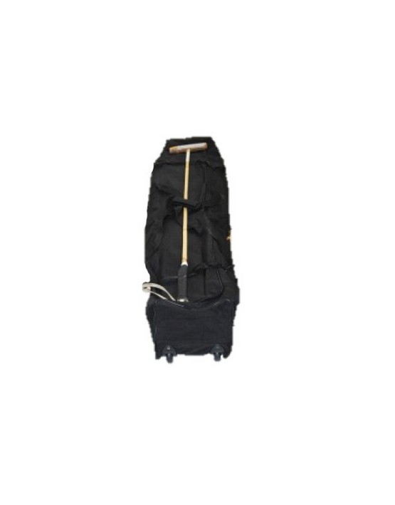 12. CANVAS MALLET BAGS WITH WHEELS (HOLDS UP TO 30 STICKS) - Spirit ... 3748fef722d90