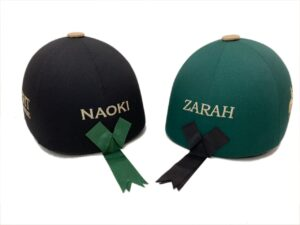 Naoki y Zarah